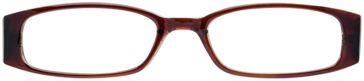 PRESCRIPTION-GLASSES-MODEL-SOFIA-BROWN-FRONT