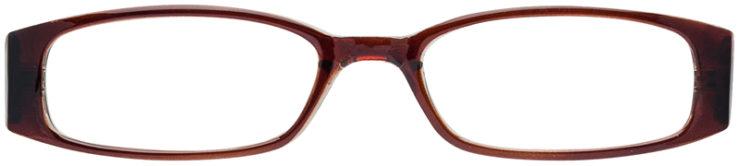 PRESCRIPTION-GLASSES-MODEL-SOFIA-BROWN-FRONT