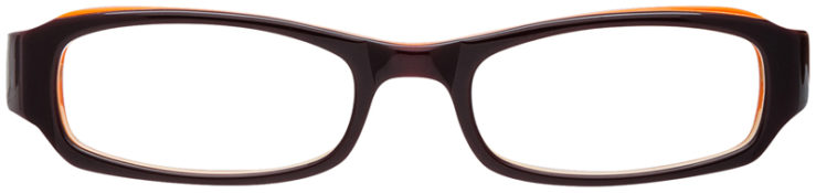 PRESCRIPTION-GLASSES-MODEL-T-15-BROWN-FRONT