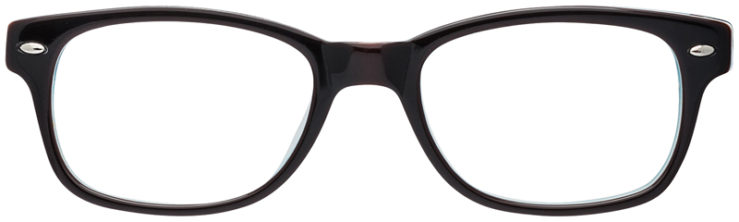 PRESCRIPTION-GLASSES-MODEL-T-19-BROWN-FRONT