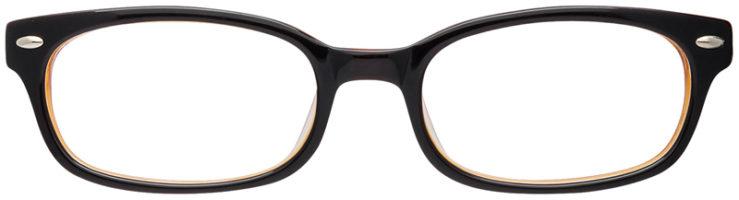 PRESCRIPTION-GLASSES-MODEL-T-20-BLACK-FRONT