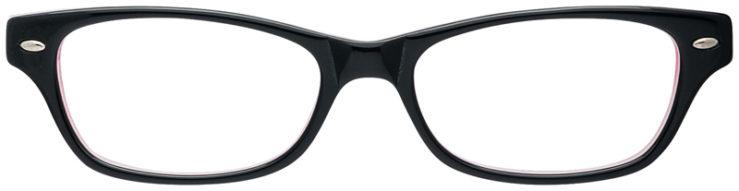 PRESCRIPTION-GLASSES-MODEL-T-21-BLACK-FRONT