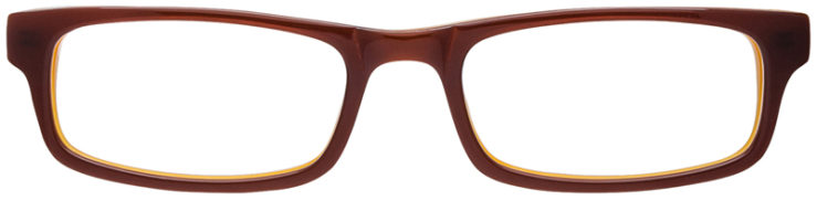 PRESCRIPTION-GLASSES-MODEL-T-23-BROWN-FRONT