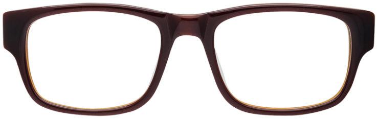 PRESCRIPTION-GLASSES-MODEL-T-24-BROWN-FRONT