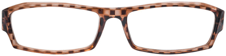 PRESCRIPTION-GLASSES-MODEL-U-47-BROWN-FRONT