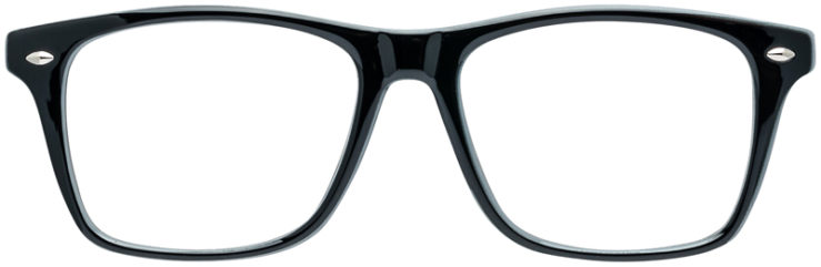 PRESCRIPTION-GLASSES-MODEL-US-80-BLACK-FRONT