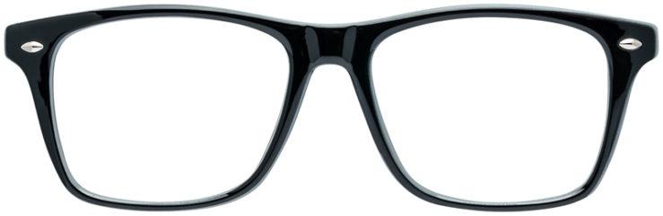 PRESCRIPTION-GLASSES-MODEL-US-80-BLACK-FRONT
