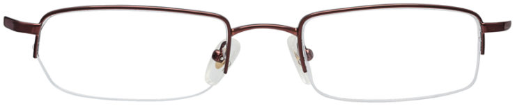 PRESCRIPTION-GLASSES-MODEL-VP-115-BROWN-FRONT