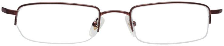 PRESCRIPTION-GLASSES-MODEL-VP-115-BROWN-FRONT