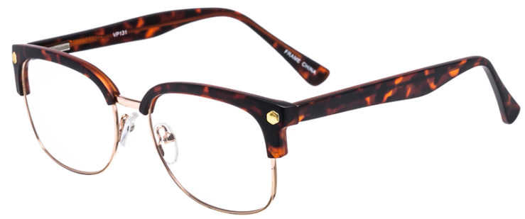 PRESCRIPTION-GLASSES-MODEL-VP-131-GOLD-TORTOISE-45