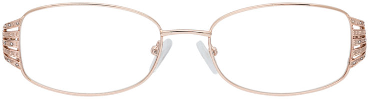PRESCRIPTION-GLASSES-MODEL-VP-209-GOLD-FRONT