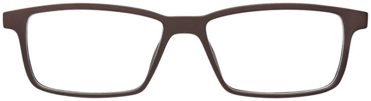 PRESCRIPTION-GLASSES-MODEL-YOUTH-BROWN-FRONT
