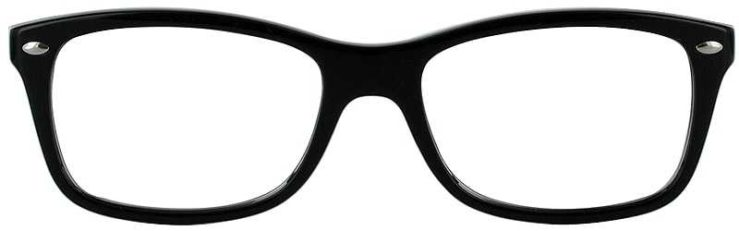 Ray-Ban Prescription Glasses Model RB5228 (55) FRONT