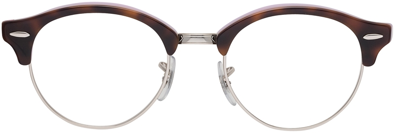 Buy Ray-Ban Prescription Glasses Model CLUBROUND RB4246-V (49)