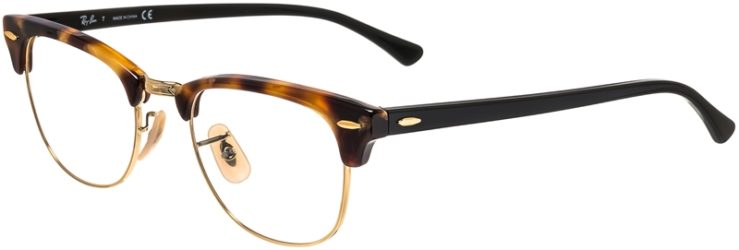 Ray-Ban Prescription Glasses Model CLUBMASTER RB5154 (51) 45