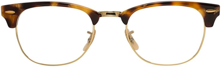Ray-Ban Prescription Glasses Model CLUBMASTER RB5154 (51) FRONT