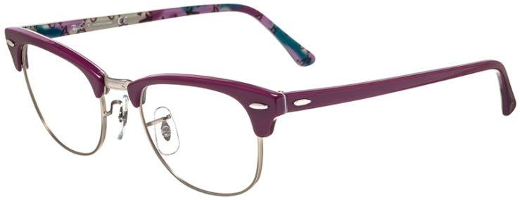 Ray-Ban Prescription Glasses Model CLUBMASTER RB5154 (51) 45