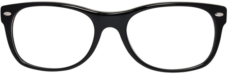 Ray-Ban Prescription Glasses Model New Wayfarer RB5184 (50) FRONT