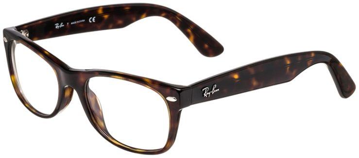 Ray-Ban Prescription Glasses Model New Wayfarer RB5184 (52) 45