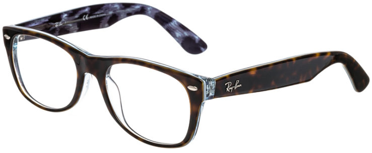 Ray-Ban Prescription Glasses Model New Wayfarer RB5184 (52) 45
