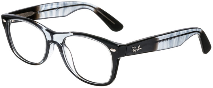 Ray-Ban Prescription Glasses Model New Wayfarer RB5184F (52) 45