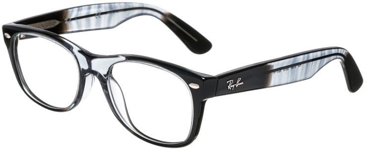 Ray-Ban Prescription Glasses Model New Wayfarer RB5184F (52) 45