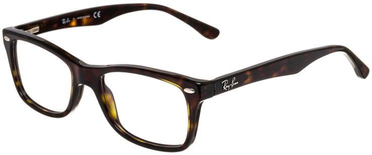 Ray-Ban Prescription Glasses Model RB5228 (55) 45