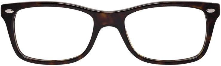 Ray-Ban Prescription Glasses Model RB5228 (50) FRONT