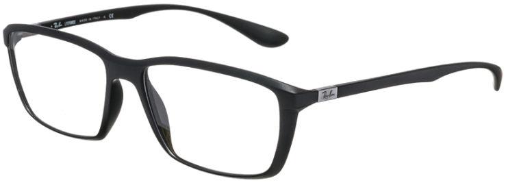 Ray-Ban Prescription Glasses Model LiteForce RB7018 (57) 45