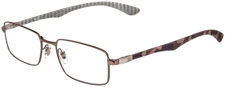 Ray-Ban Prescription Glasses Model RB8414 (53) 45