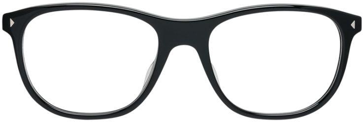 Prada Prescription Glasses Model VPR 17R-F FRONT