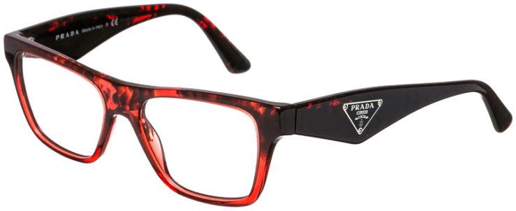 Prada Prescription Glasses Model VPR 20Q 45