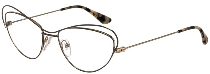 Prada Prescription Glasses Model VPR 56Q 45