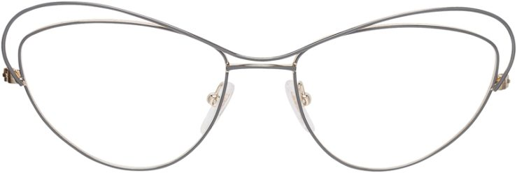 Prada Prescription Glasses Model VPR 56Q FRONT
