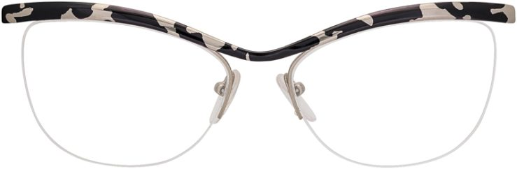 Prada Prescription Glasses Model VPR 64Q FRONT