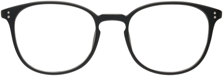 PRESCRIPTION-GLASSES-MODEL-DC141-BLACK-FRONT