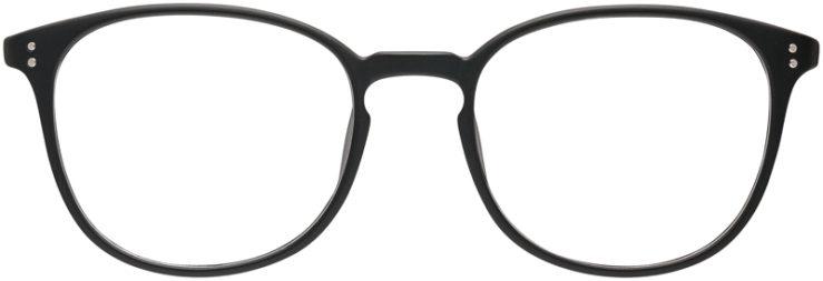 PRESCRIPTION-GLASSES-MODEL-DC141-BLACK-FRONT