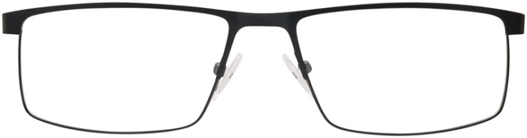 PRESCRIPTION-GLASSES-MODEL-DC311-BLACK-FRONT