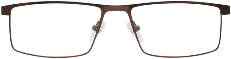 PRESCRIPTION-GLASSES-MODEL-DC311-BROWN-FRONT