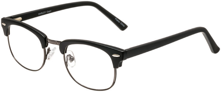 PRESCRIPTION-GLASSES-MODEL-HARLEY-BLACK-GUNMETAL-45