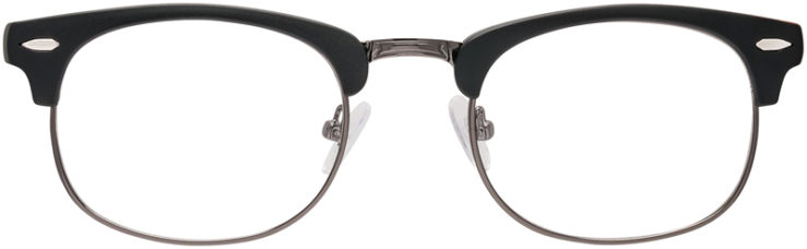 PRESCRIPTION-GLASSES-MODEL-HARLEY-BLACK-GUNMETAL-FRONT
