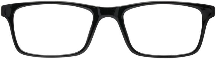 PRESCRIPTION-GLASSES-MODEL-U205-BLACK-FRONT