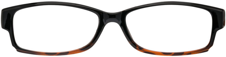 PRESCRIPTION-GLASSES-MODEL-US70-BLACK-TORTOISE-FRONT