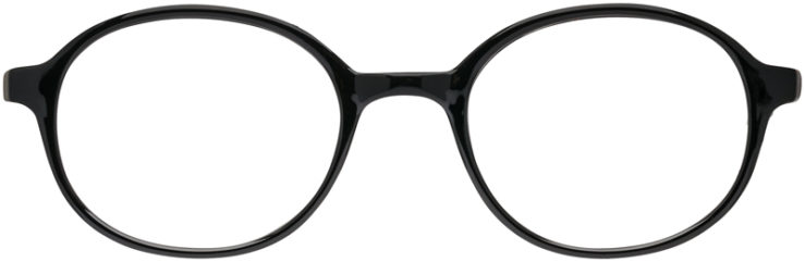 PRESCRIPTION-GLASSES-MODEL-US81-BLACK-FRONT