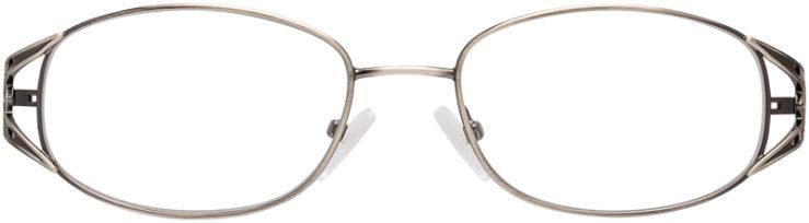 PRESCRIPTION-GLASSES-MODEL-VP204-ANTIQUE PEWTER-FRONT