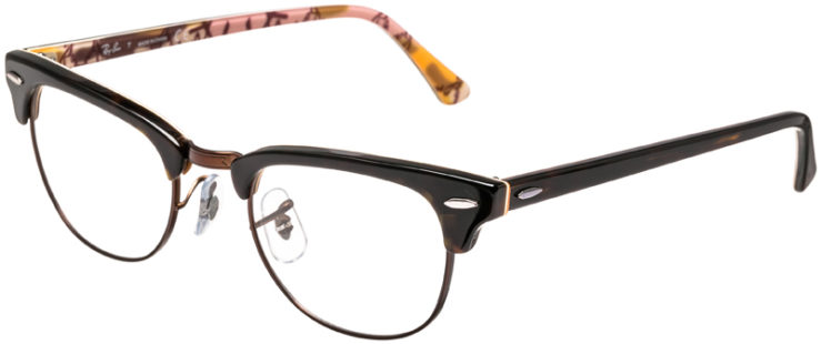 RAY-BAN-PRESCRIPTION-GLASSES-MODEL-CLUBMASTER-RB5154-5650-45