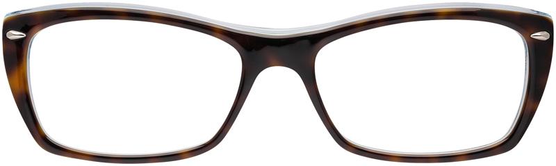 84459003eaaf ... RAY-BAN-PRESCRIPTION-GLASSES-MODEL-RB5255-5023-FRONT ...