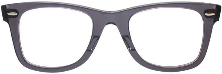 RAY-BAN-PRESCRIPTION-GLASSES-MODEL-WAYFARER-RB5121-5629-FRONT