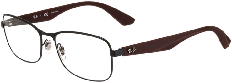 Ray-Ban-prescription-glasses-model-RB6307-2820-45