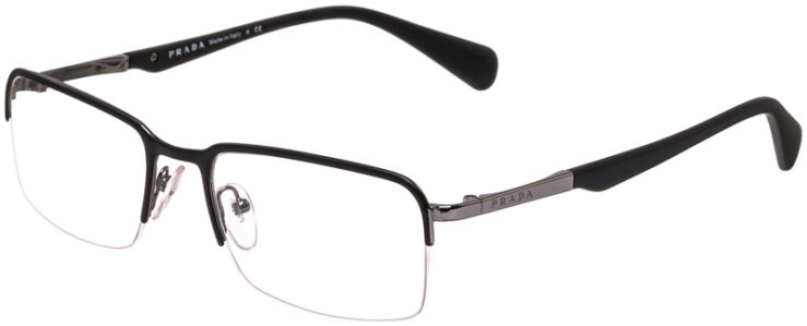 PRADA-PRESCRIPTION-GLASSES-MODEL-VPR-59Q-1BO-101-45